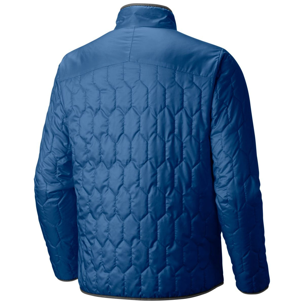Mountain Hardwear Men's Nightfall Blue Thermostatic Jacket