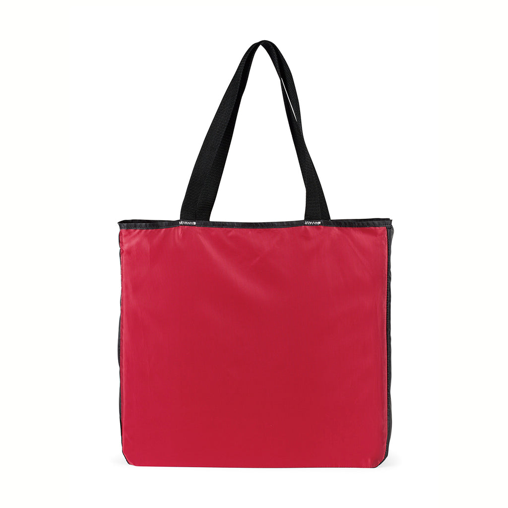 Gemline Red Express Packable Tote