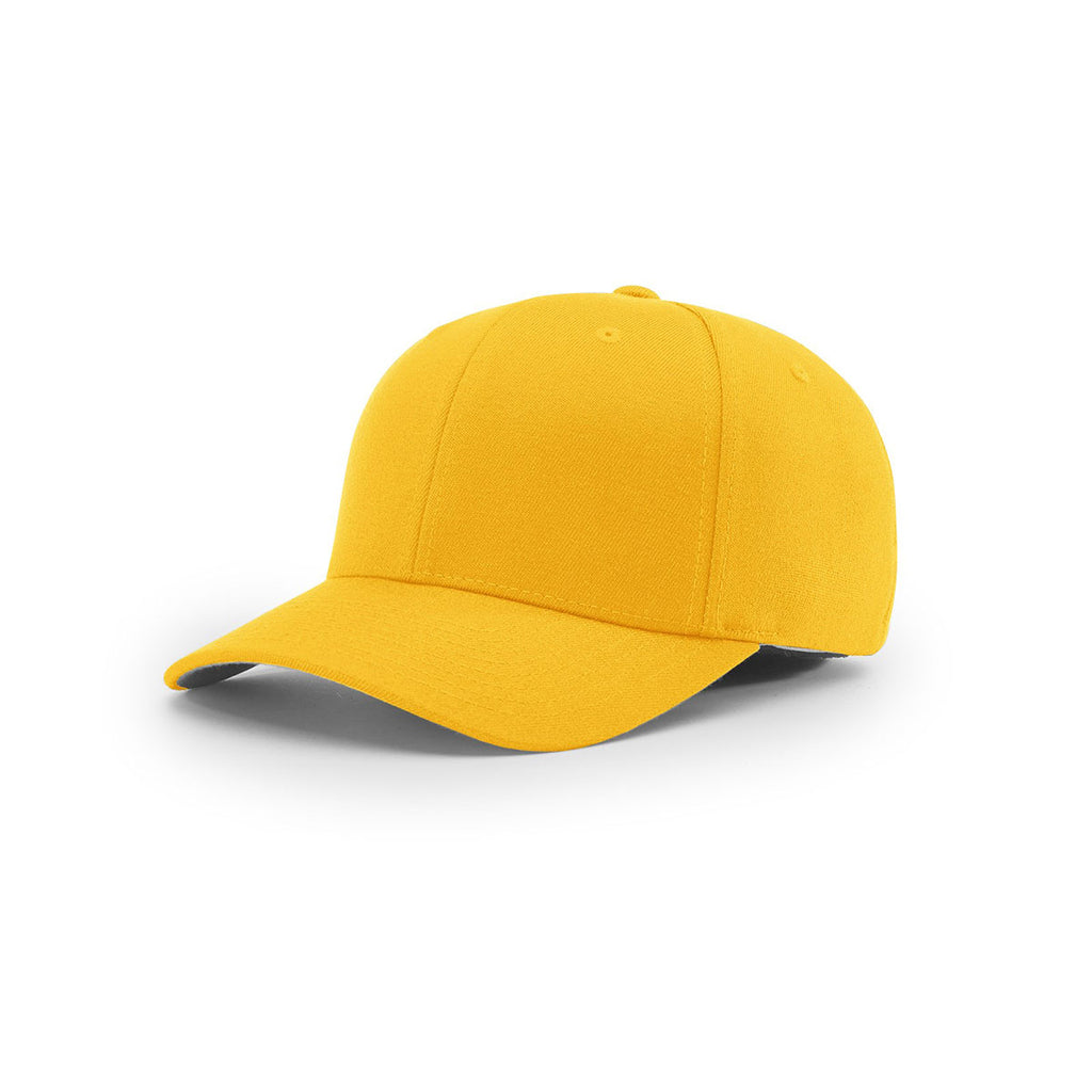 Richardson Gold On-Field Solid Twill R-Flex Cap d4cb4da360f