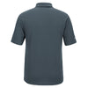 adidas Men's Onix Grey Climalite Game Time Polo