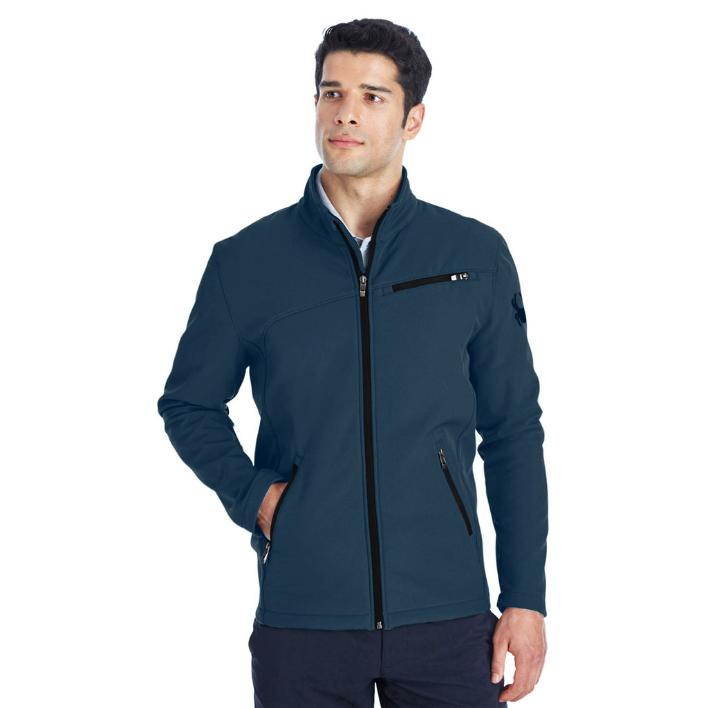 Spyder Men's Frontier Transport Softshell Jacket