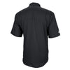 adidas Men's Black Climalite Two-a-Days Full Button Polo