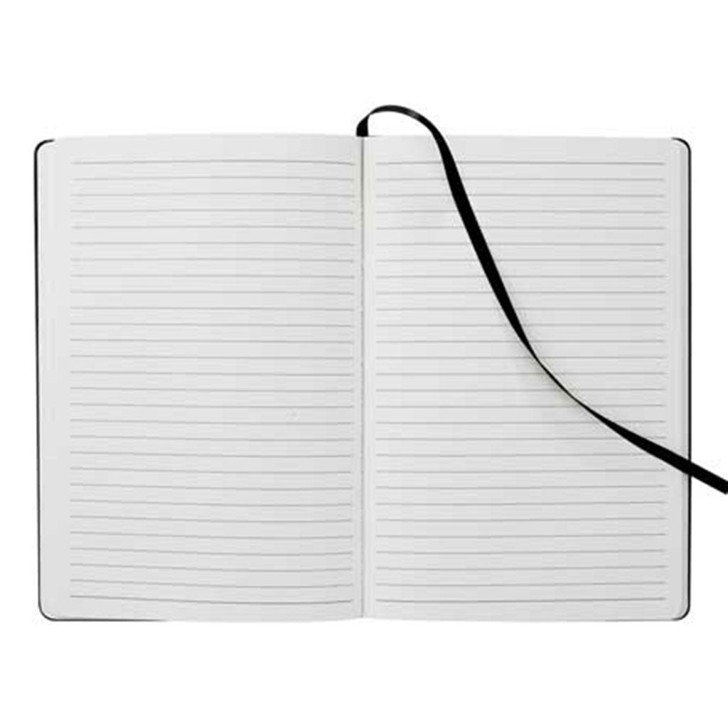 JournalBook Black Ambassador Bound Notebook