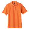 nike-orange-pique-polo