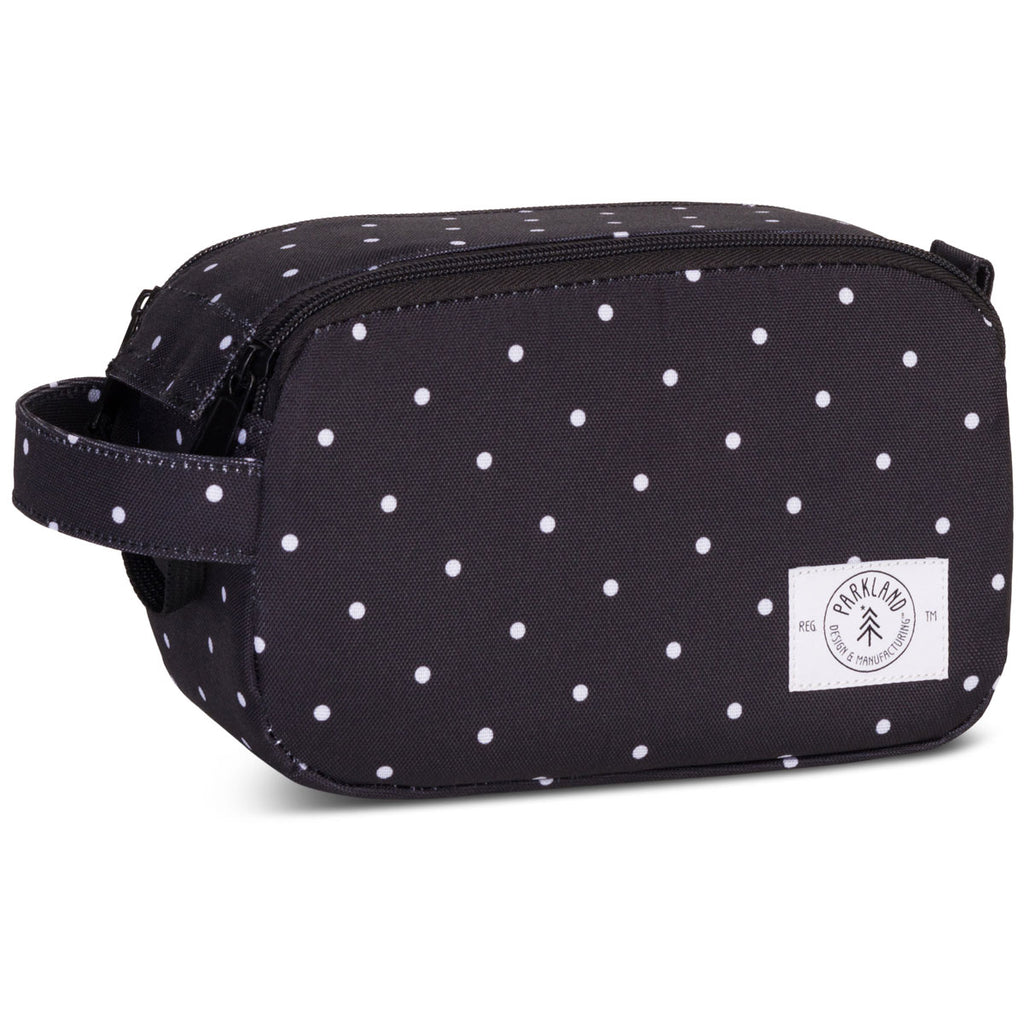 Parkland Polka Dots Valley Travel Kit