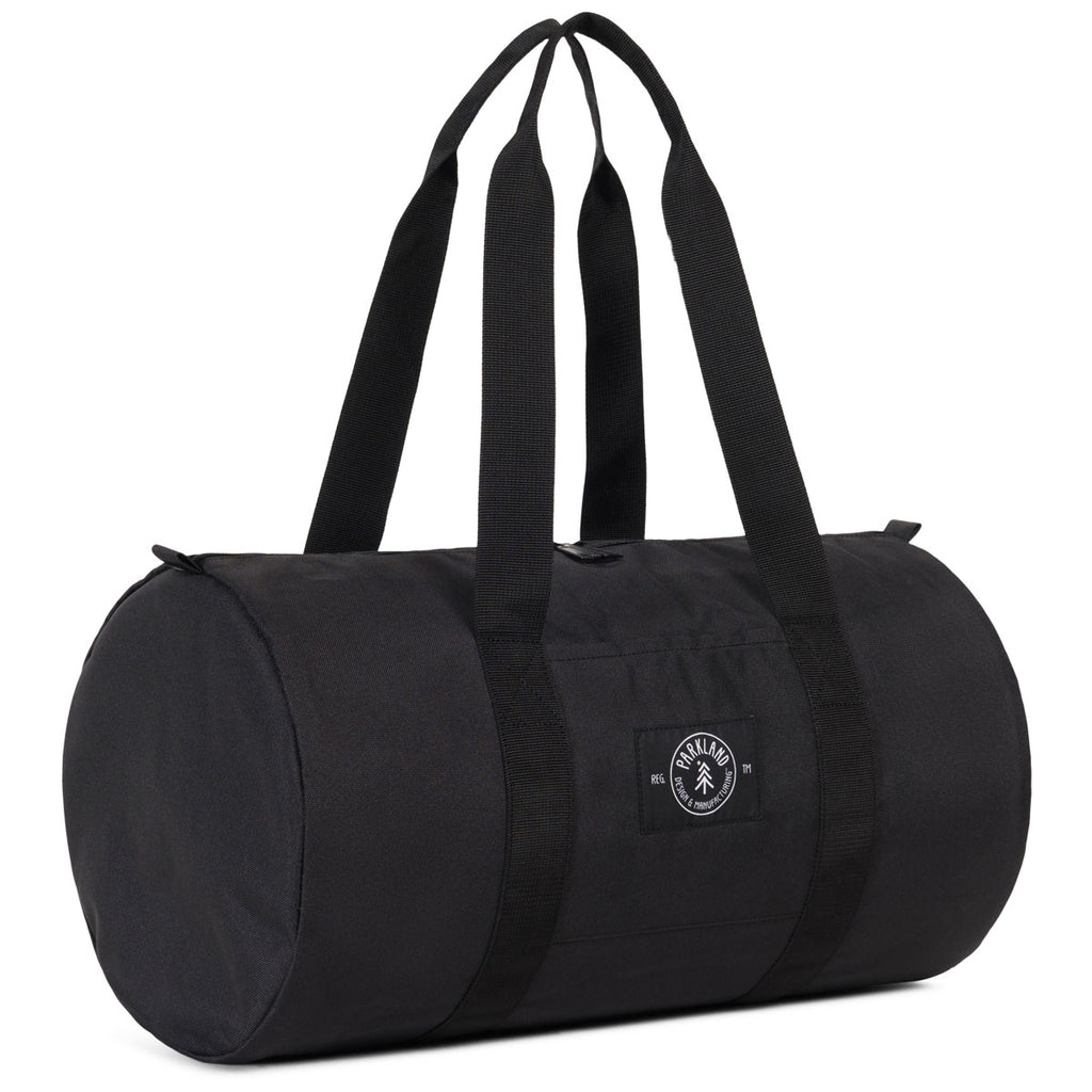 Parkland Black Lookout Small Duffle