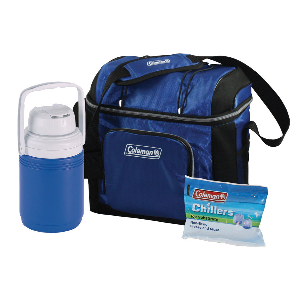 Coleman Soft Sided Cooler Package
