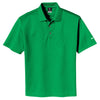 nike-green-basic-polo