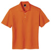 nike-orange-basic-polo
