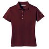 nike-womens-burgundy-basic-polo