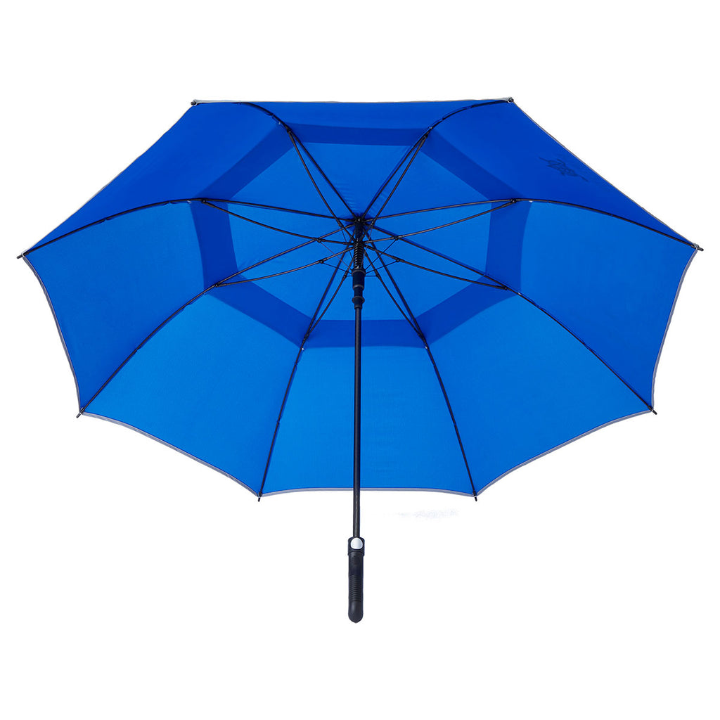 "Stromberg Royal 64"" Auto Open Reflective Golf Umbrella"