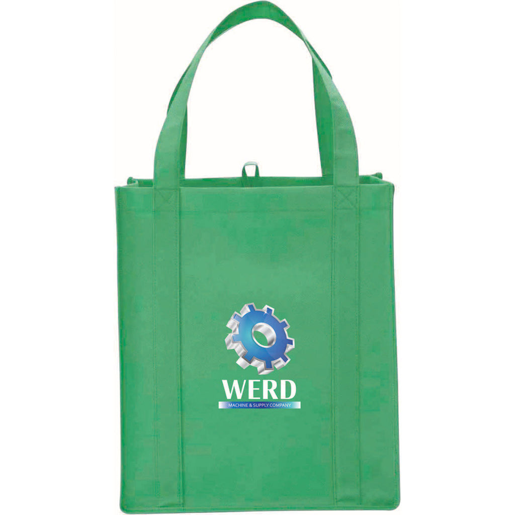 Leed's Green Big Grocery Non-Woven Tote