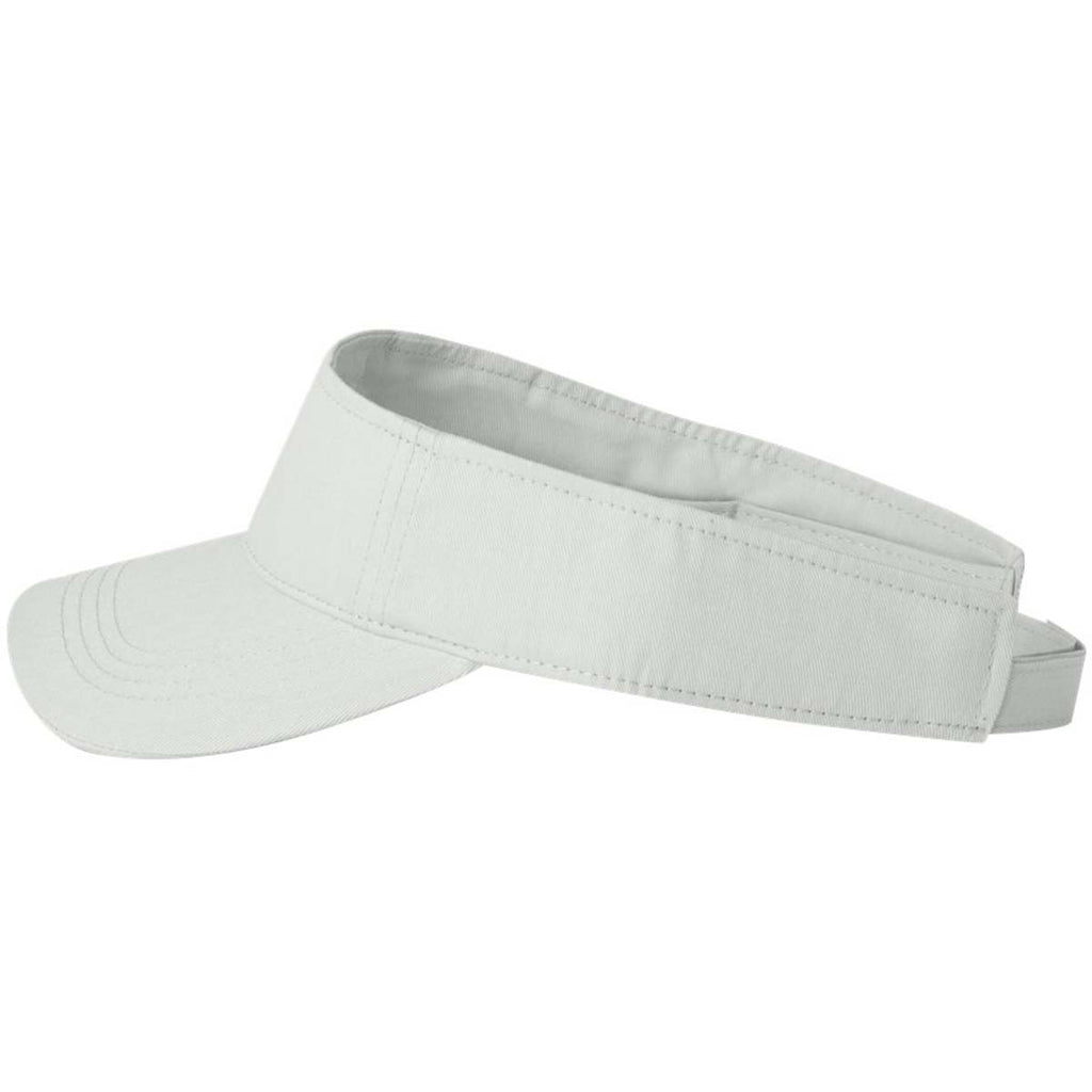 Sportsman White Sandwich Visor
