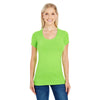 220s-threadfast-women-green-t-shirt