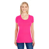 220s-threadfast-women-pink-t-shirt