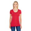 220s-threadfast-women-red-t-shirt