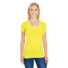 220s-threadfast-women-yellow-t-shirt