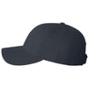 Sportsman Navy Wool Blend Cap