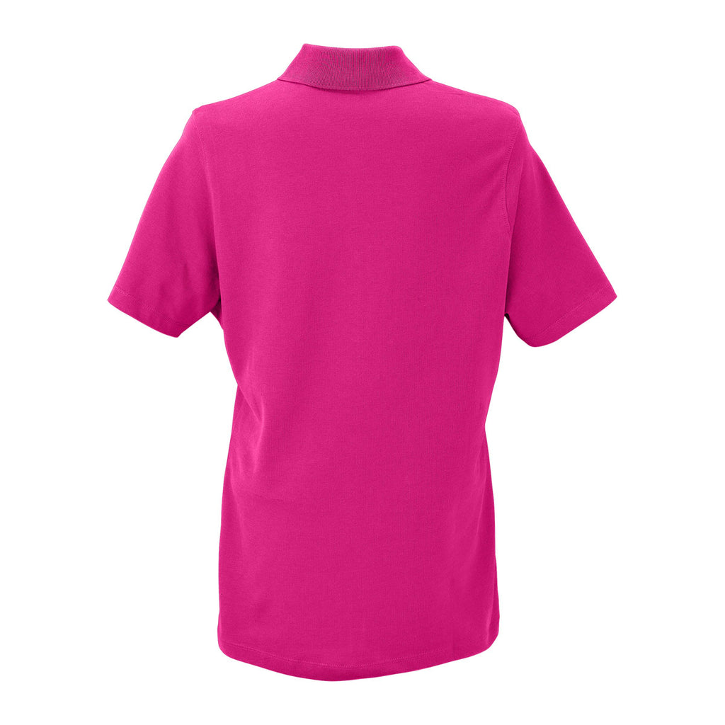 Vantage Women's Berry Pink Perfect Polo