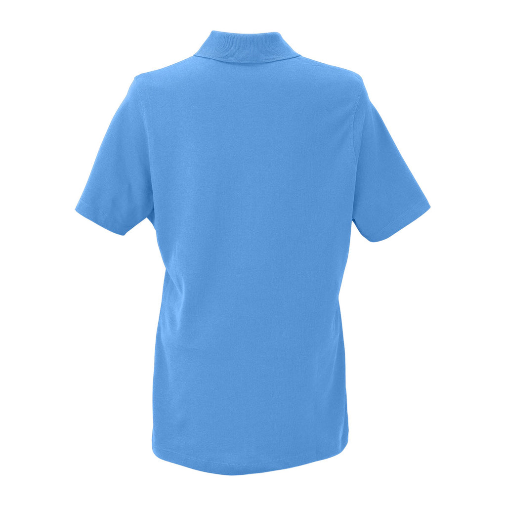 Vantage Women's Carolina Blue Perfect Polo