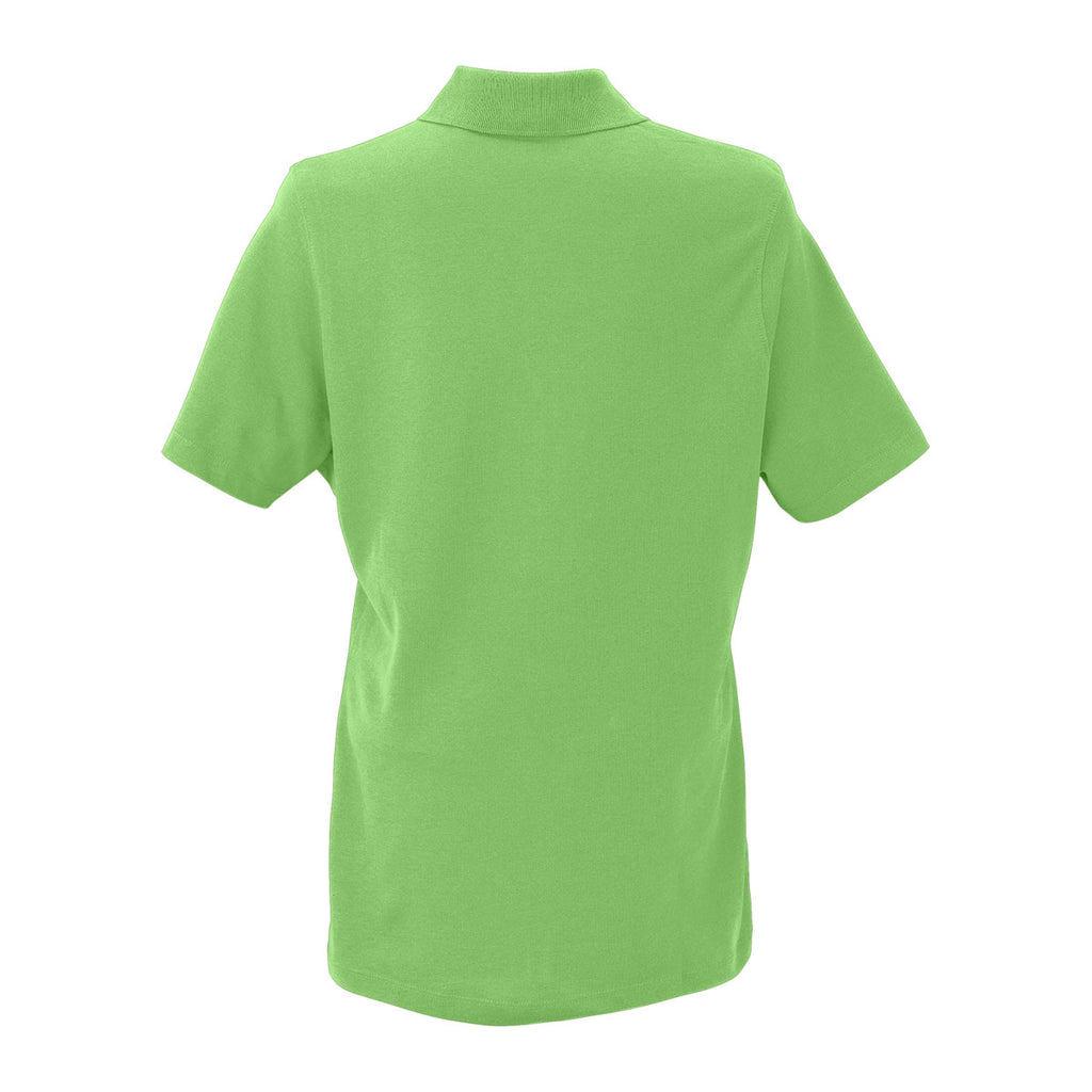 Vantage Women's Lime Perfect Polo