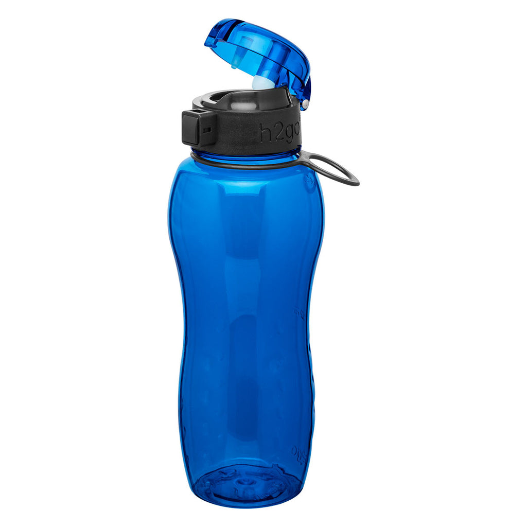 H2Go Blue Zuma Bottle 24 oz