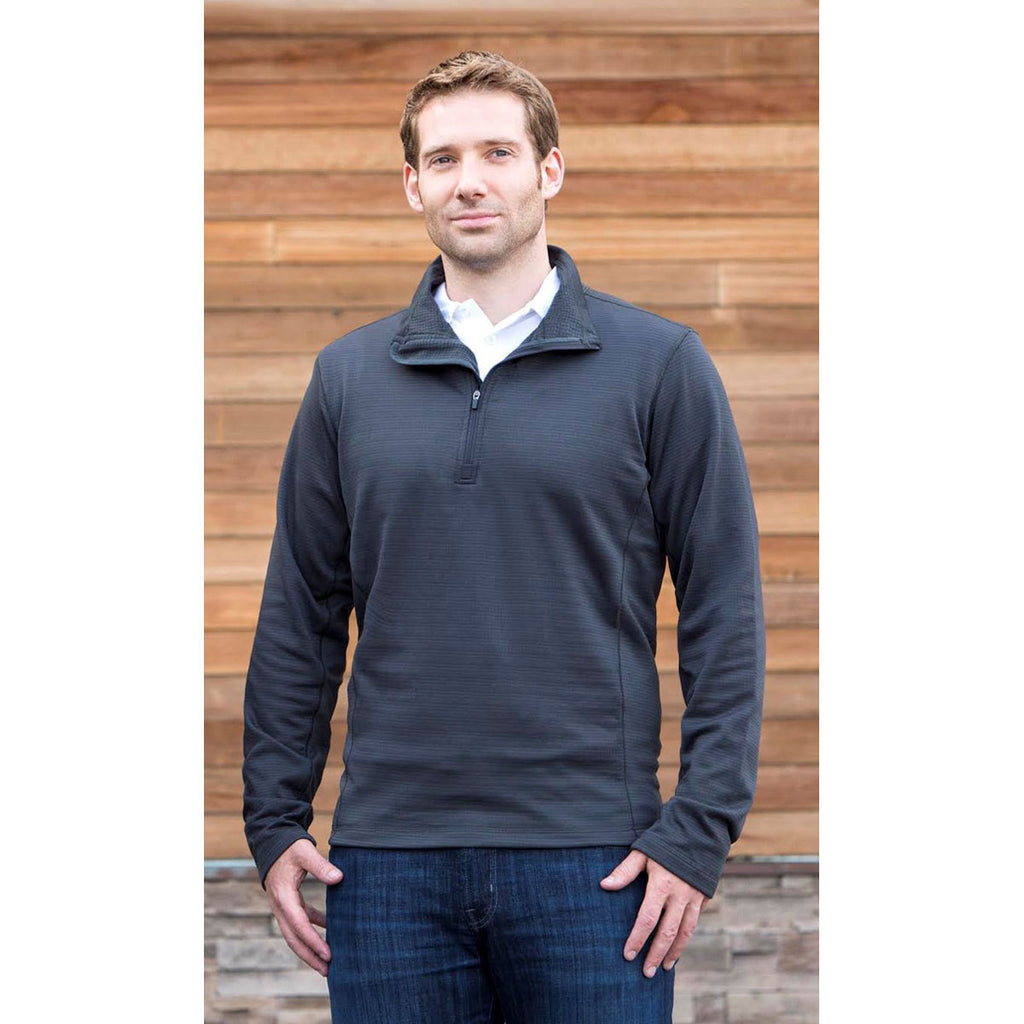 Landway Men's Titanium Radiance Performance Pullover