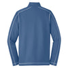 Nike Men's Blue Sphere Dry Long Sleeve Quarter Zip