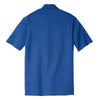 Nike Men's Royal Blue Dri-FIT S/S Pique II Polo