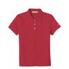 nike-womens-pique-polo-red