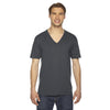 2456-american-apparel-charcoal-v-neck