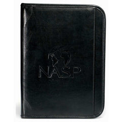 Corporate Padfolios Leather Portfolios With Debossed