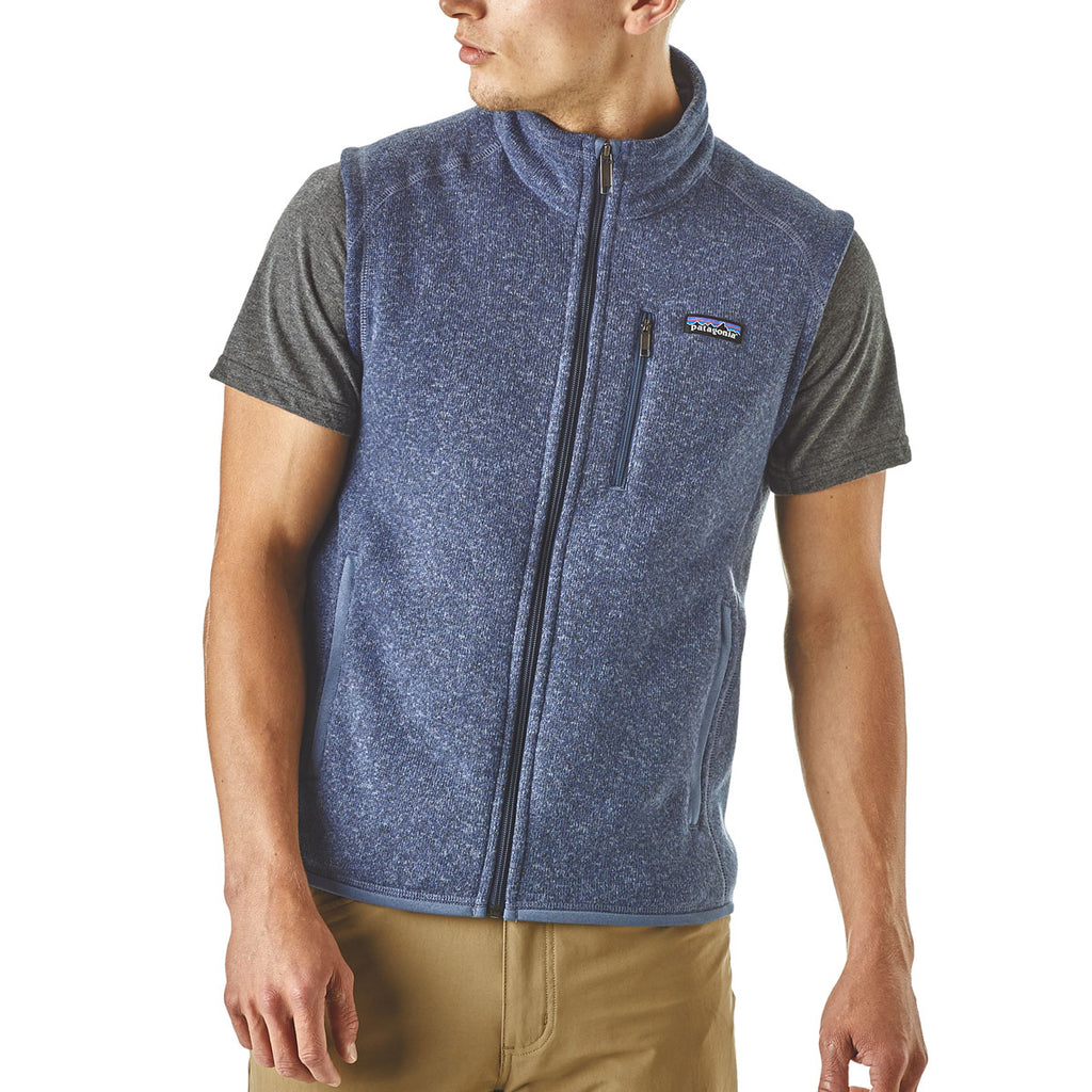 Patagonia Men's Dolomite Blue Better Sweater Vest