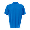Vantage Men's Royal/Charcoal Heather Two-Tone Polo