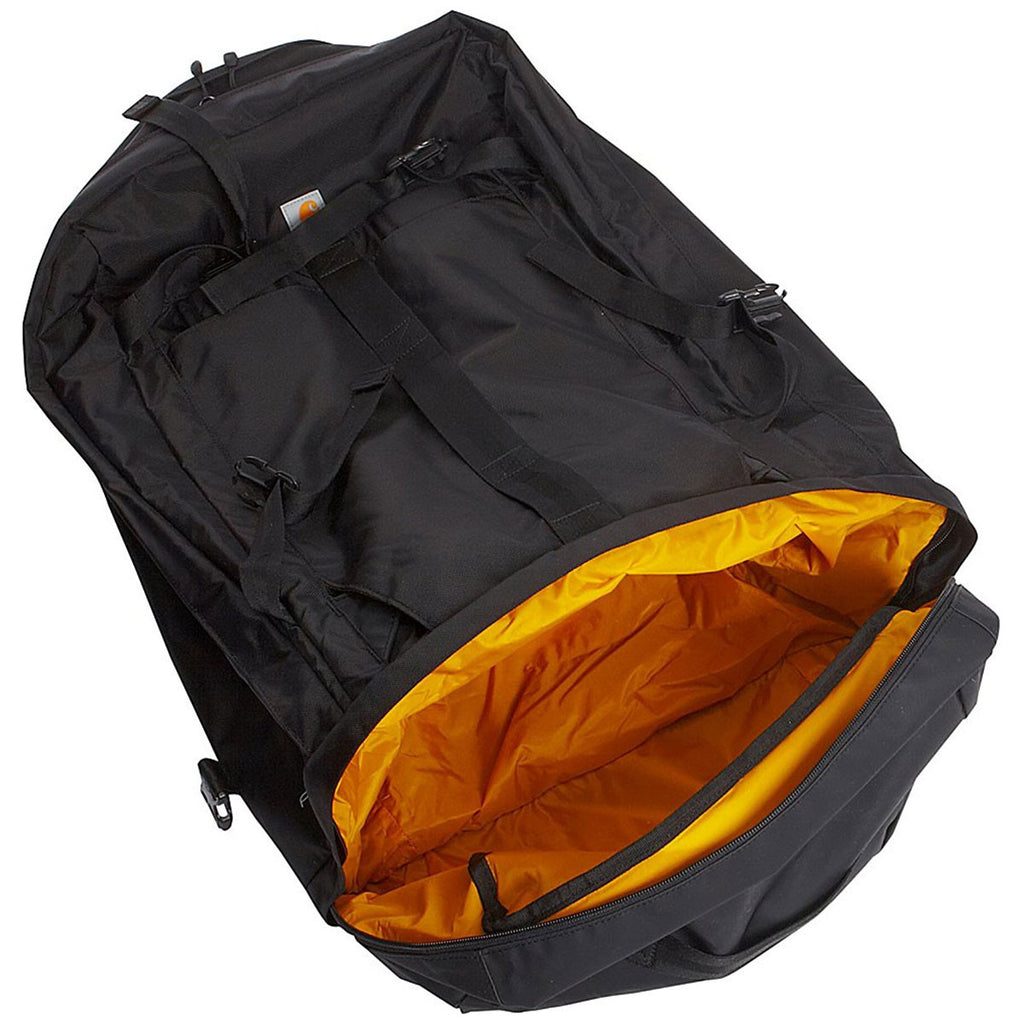 Carhartt Black Duffel Backpack Hybrid