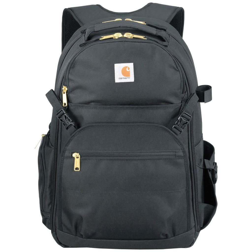 Carhartt Black Legacy Tool Backpack. ADD YOUR LOGO
