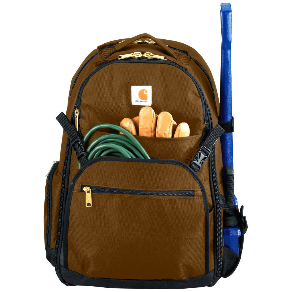 Carhartt Brown Legacy Tool Backpack