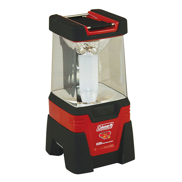 Coleman Red Cpxtm 6 Easy Hanging LED Lantern