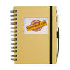 2700-21-journalbook-light-brown-rectangle-book