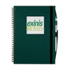2700-25-journalbook-green-square-book
