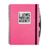 2700-25-journalbook-pink-square-book