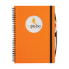 2700-27-journalbook-orange-circle-book