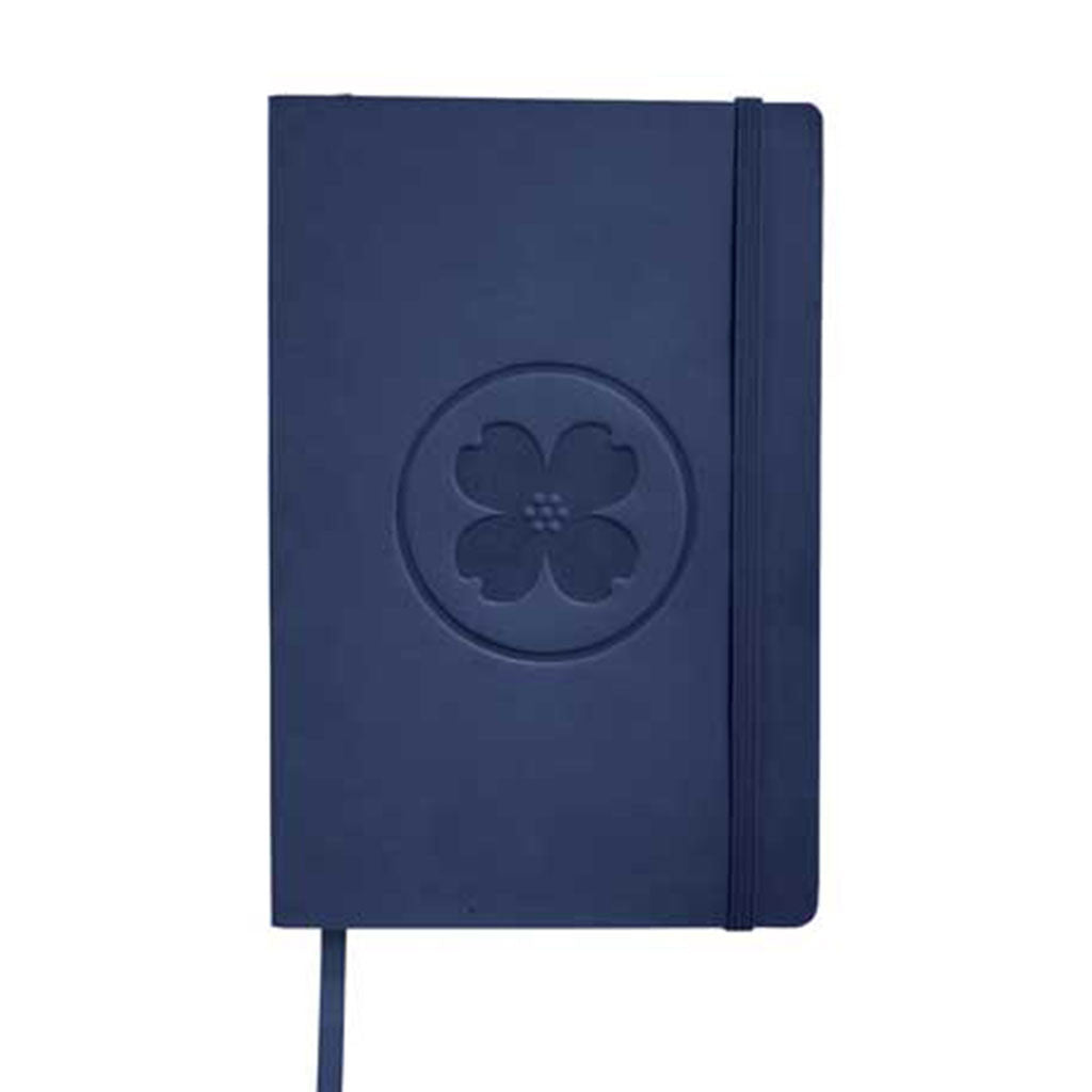 JournalBook Navy Pedova Soft Bound Notebook
