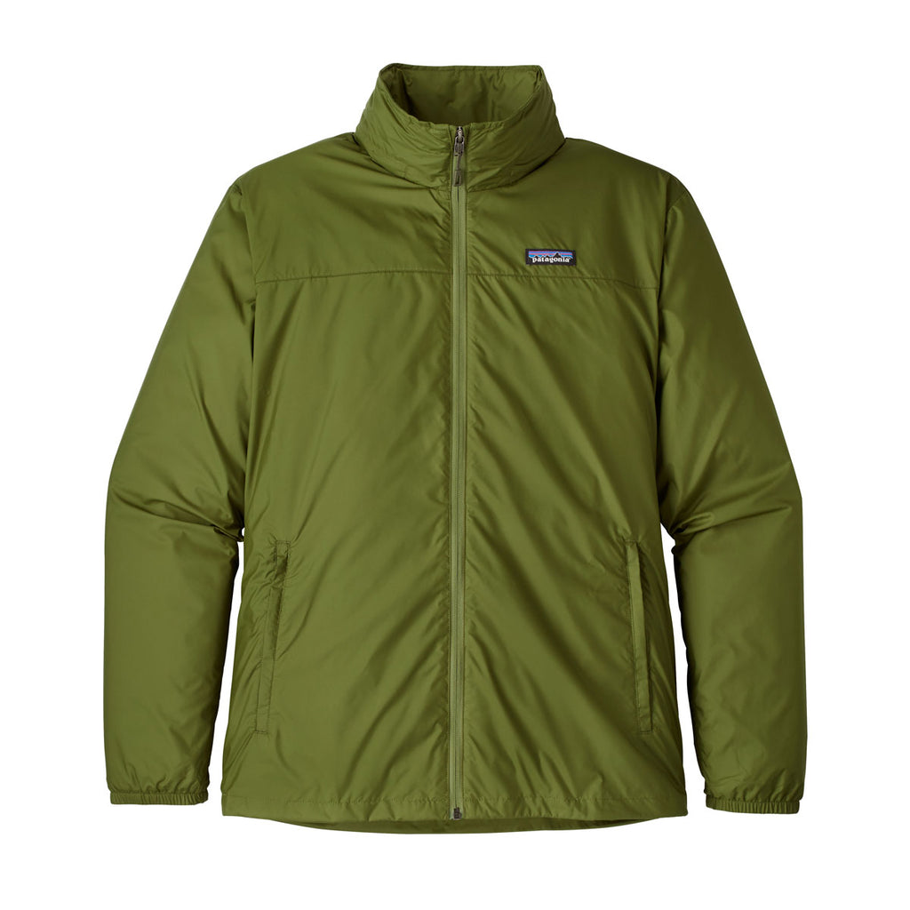 Patagonia Men S Sprouted Green Light Amp Variable Jacket