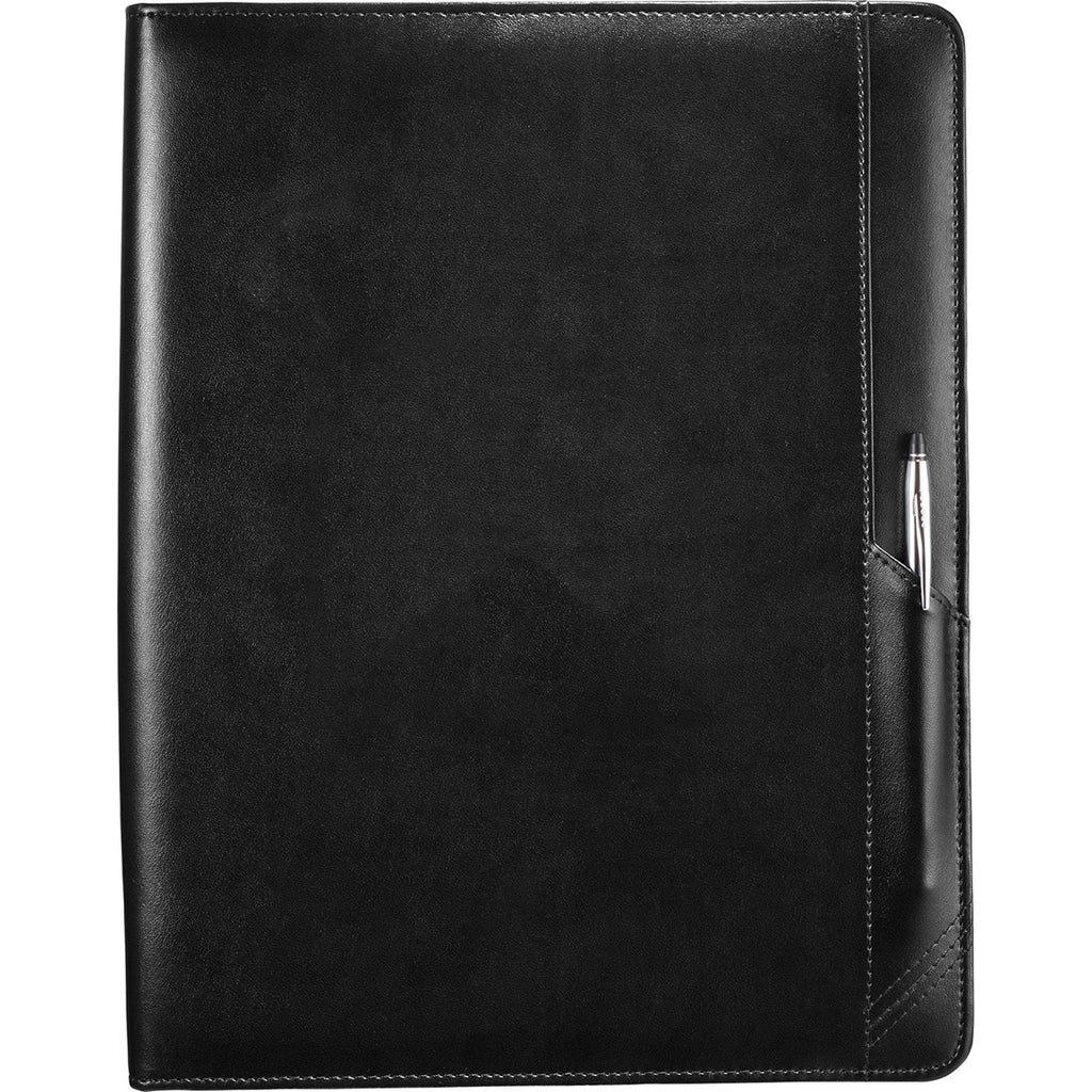 Cross Black Classic Zippered Padfolio