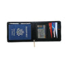 Cross Black Passport Wallet with Pen