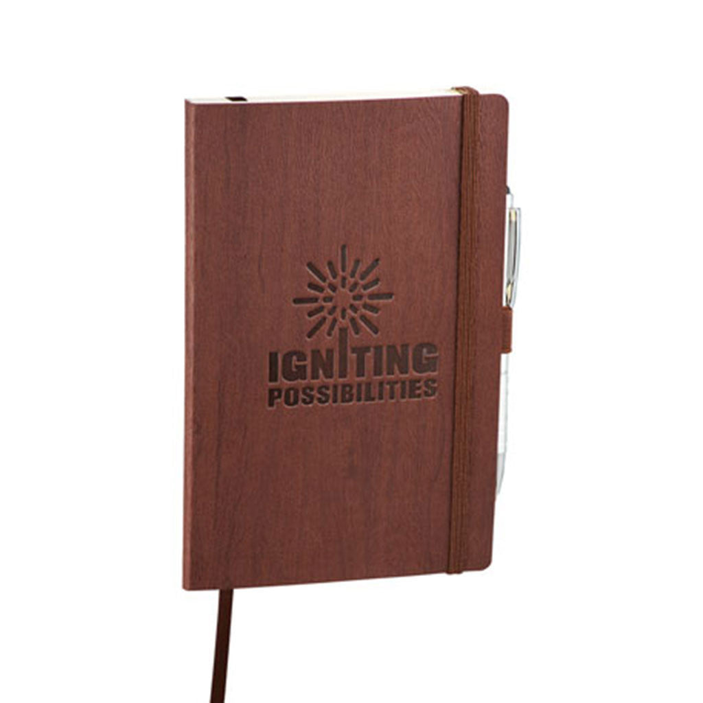 JournalBook Brown Dakota Soft Bound Notebook