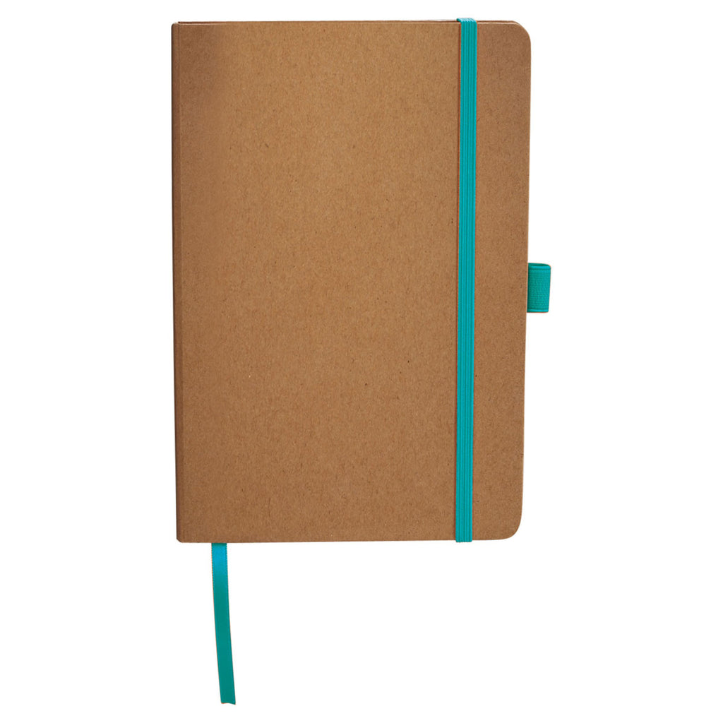 JournalBooks Turquoise Eco Color Bound JournalBook