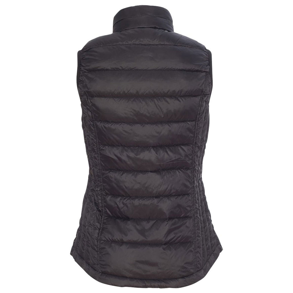 Weatherproof Women's Black 32 Degrees Packable Down Vest