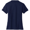 Nike Women's Navy Dri-FIT S/S Classic Polo